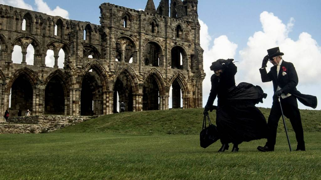 Whitby Goth Weekend 2016