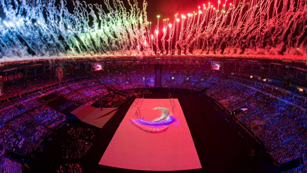 The Paralympics 2016 Opening Ceremony
