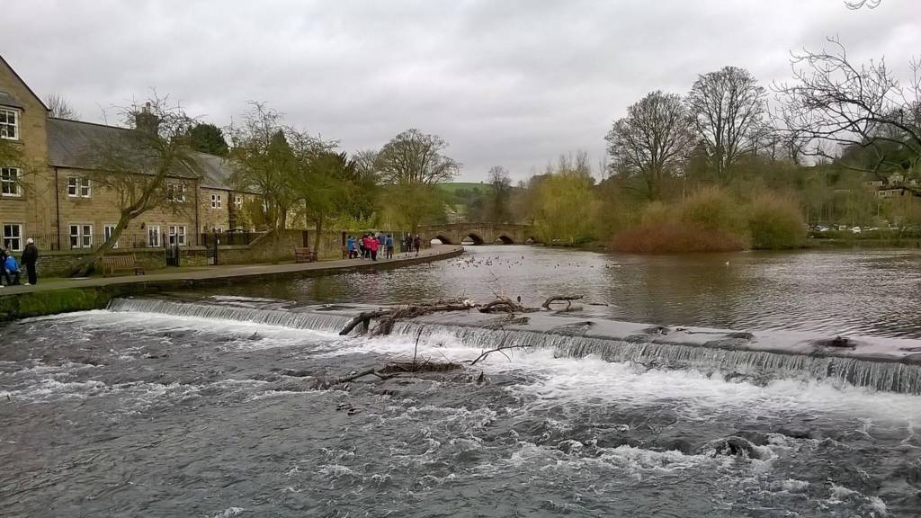 Water in Bakewell
