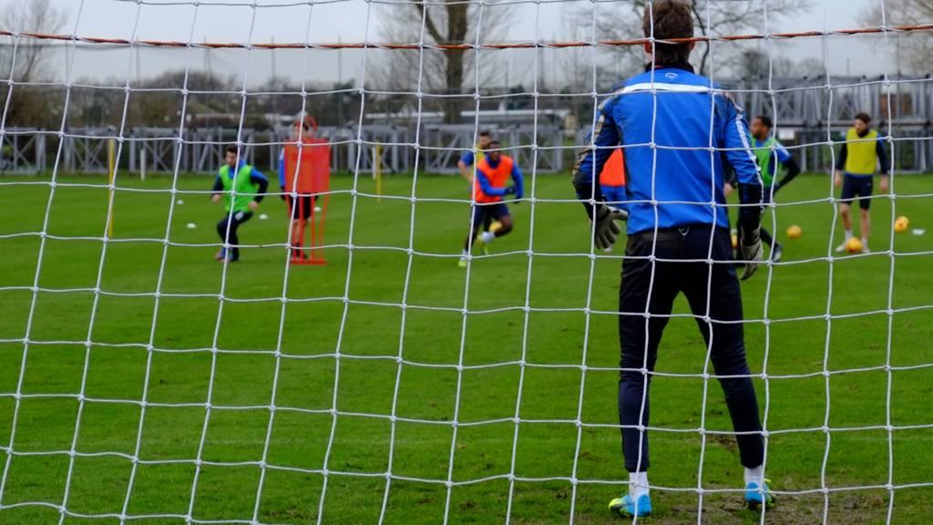 Southend training ground