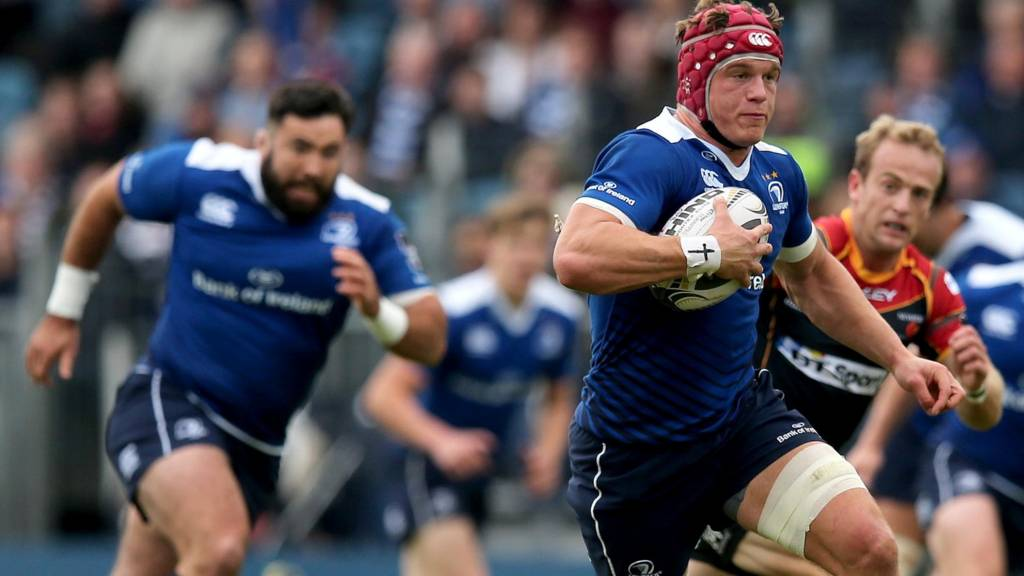 Leinster's Garry Ringrose
