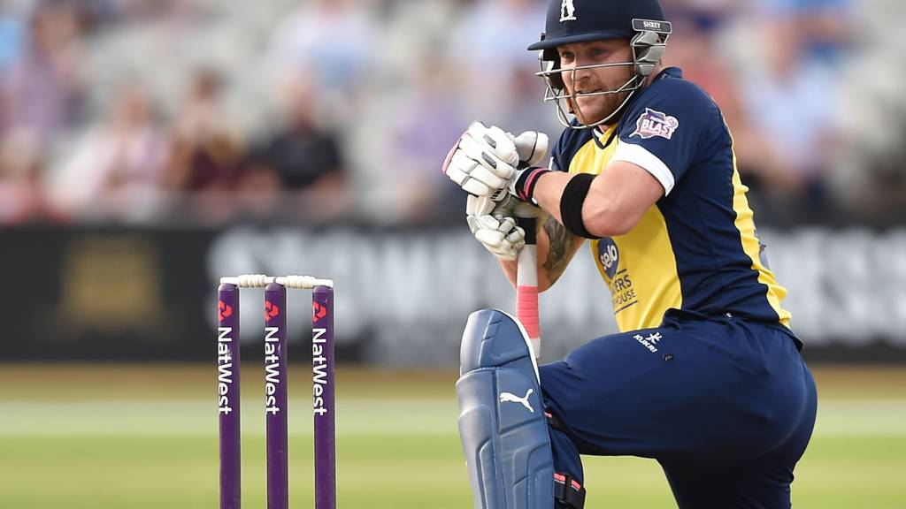 Brendon McCullum of Birmingham