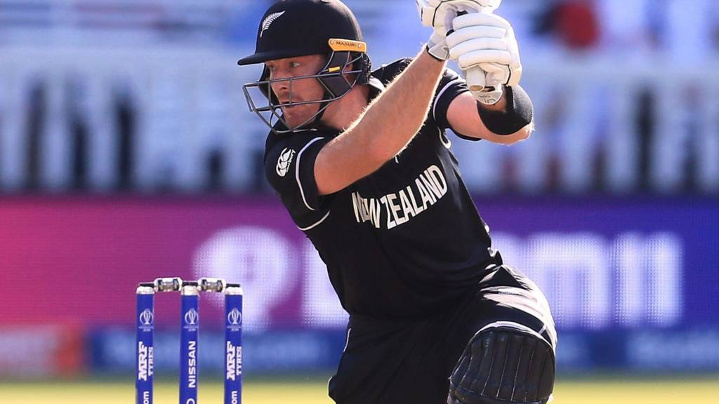 New Zealand v Australia in the ICC Cricket World Cup - in-play clips