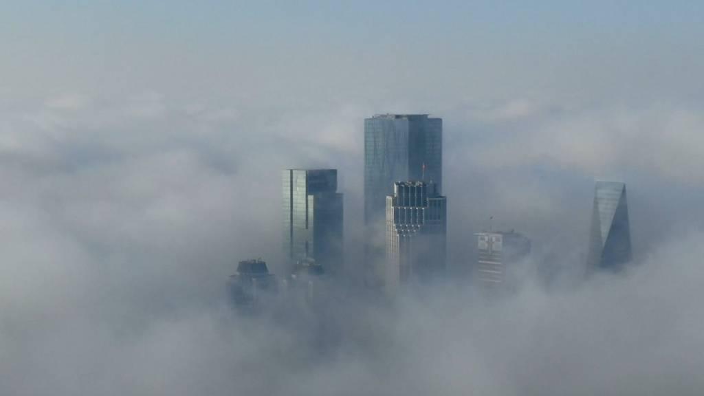 İstanbul yoğun sis