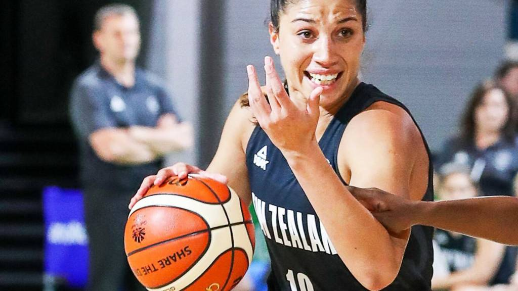 New Zealand women's basketball
