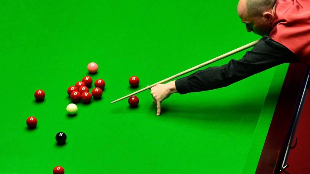 bbc online snooker