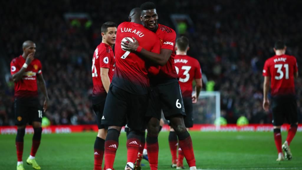 Lukaku and Pogba