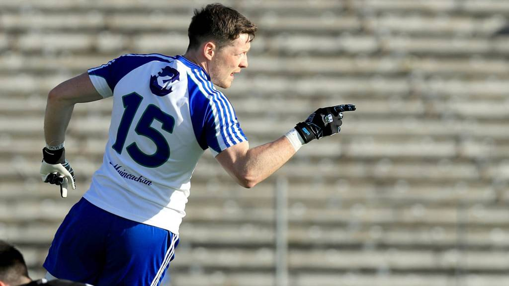 Conor McManus of Monaghan