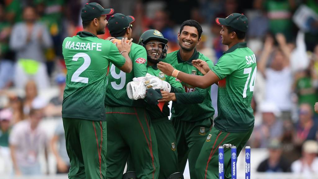 South Africa V Bangladesh In Cricket World Cup Video Clips