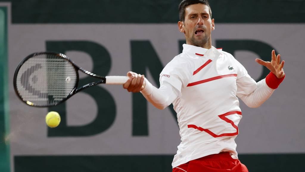 Novak Djokovic - HERO