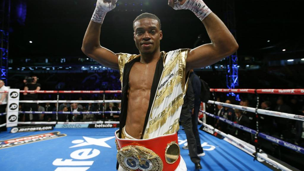 Image result for errol spence jr IBF
