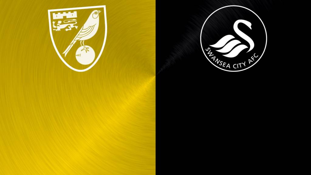 Norwich City v Swansea City
