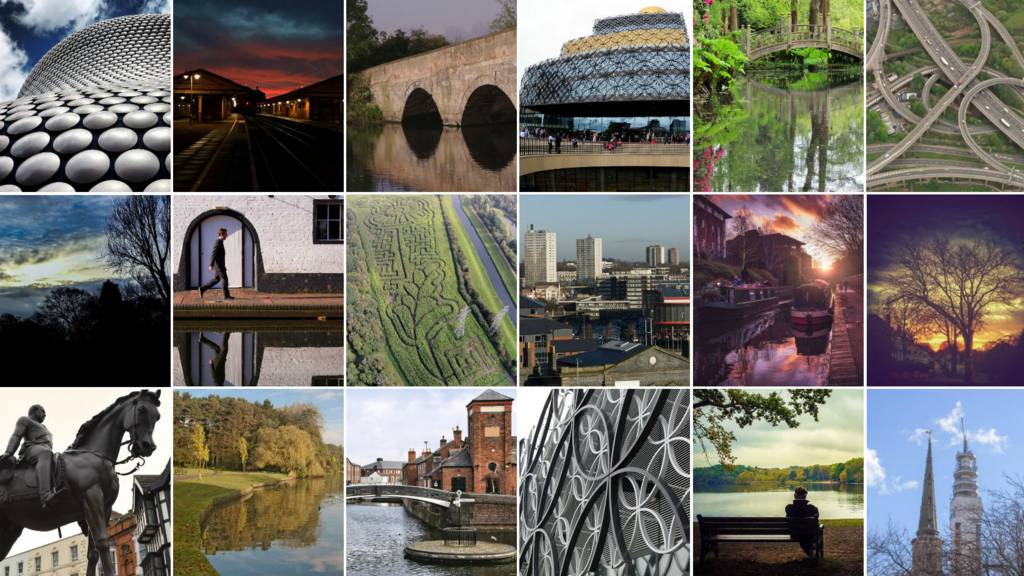 Images of Birmingham and the Black Country