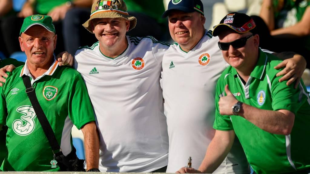 Ireland fall to Switzerland despite Darren Randolph's heroics