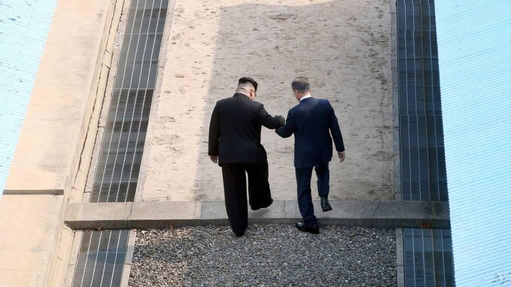 Moon and Kim