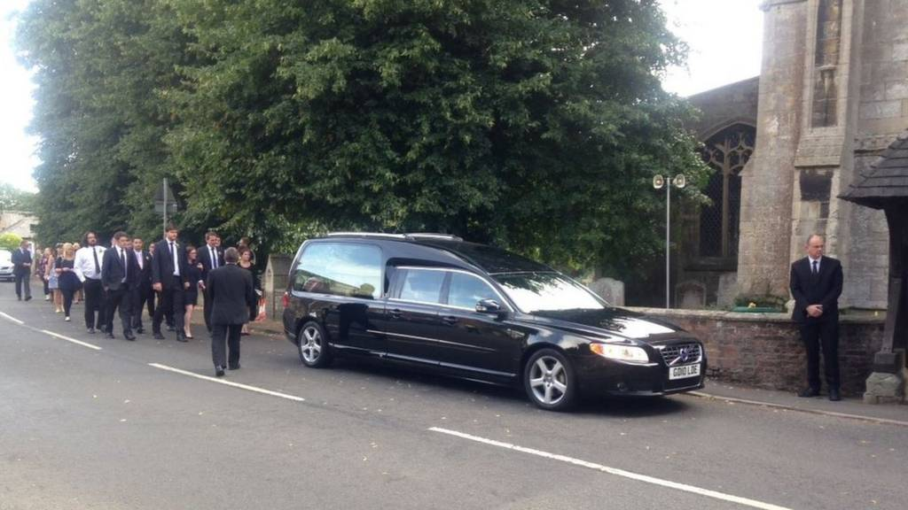 Spalding funeral