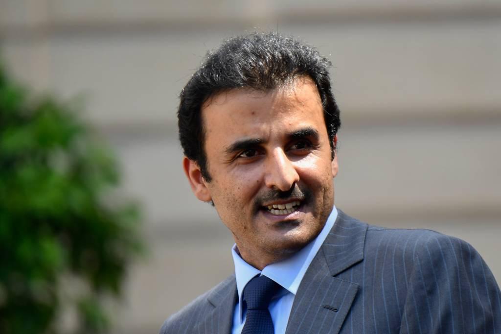 أمير قطر يزور تركيا