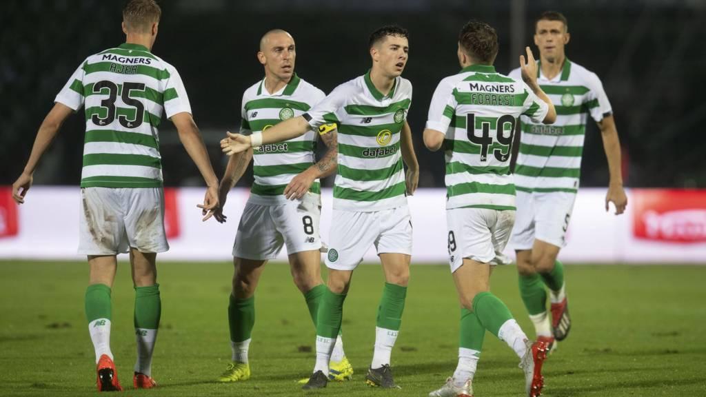 Sarajevo v Celtic