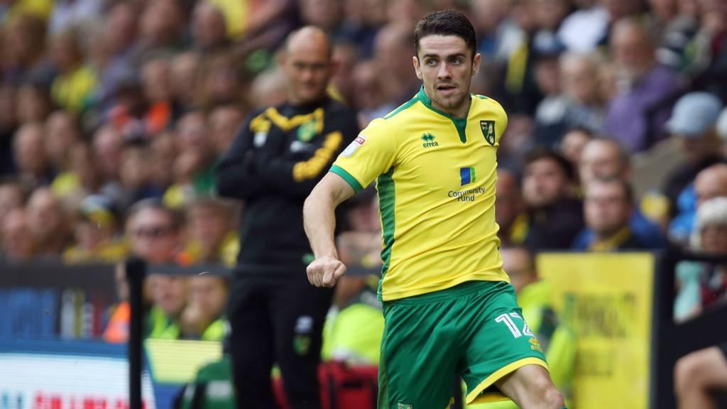 Norwich's Robbie Brady