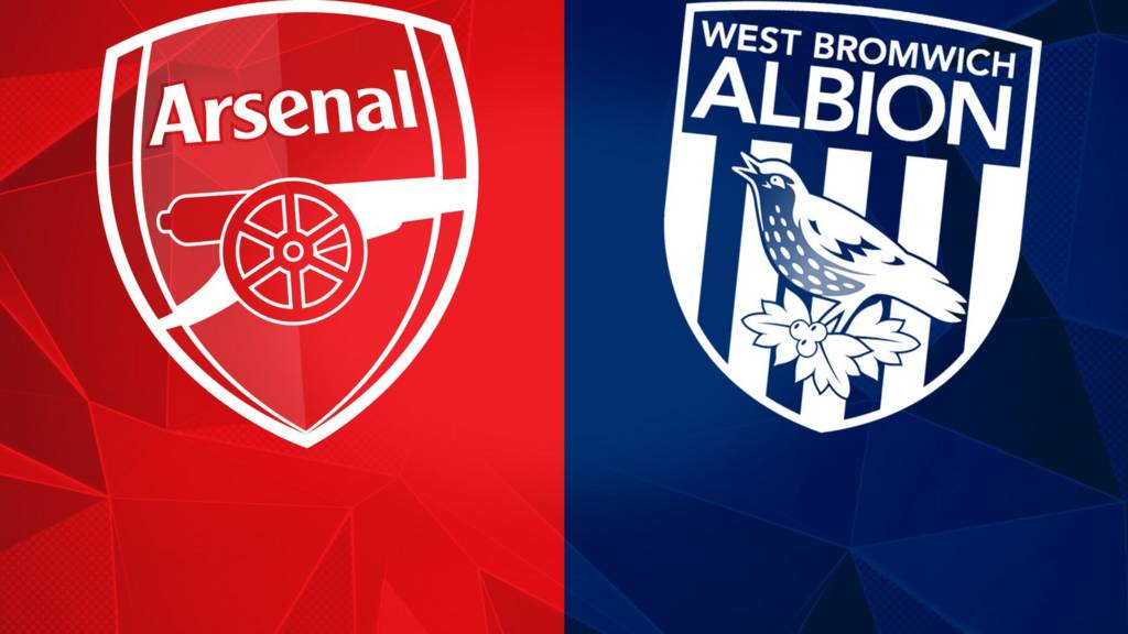 Arsenal v West Bromwich Albion