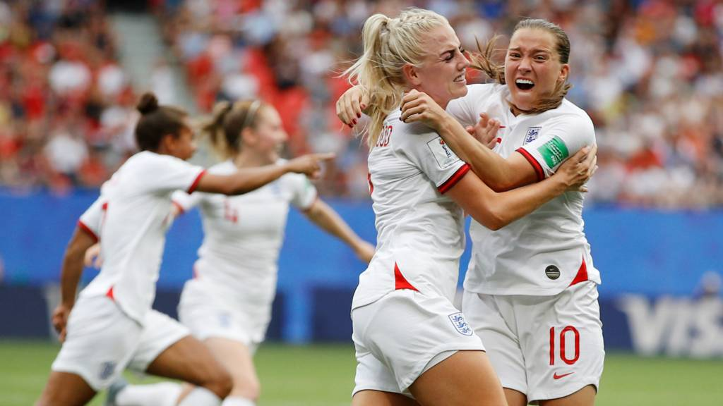 Watch England v Cameroon live in the round of 16 at the Fifa Women's