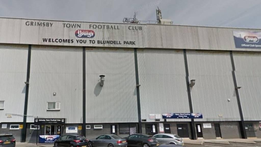 Grimsby Town ground