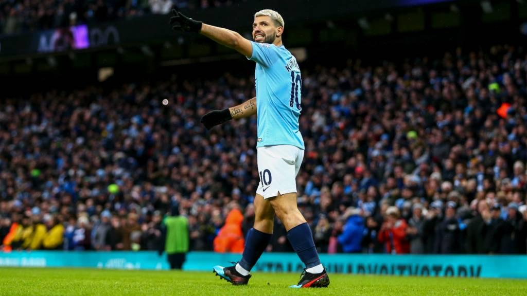 5a0e0f9dfa7 Man City cut Liverpool s lead and Man Utd go 10 unbeaten - Premier League  reaction