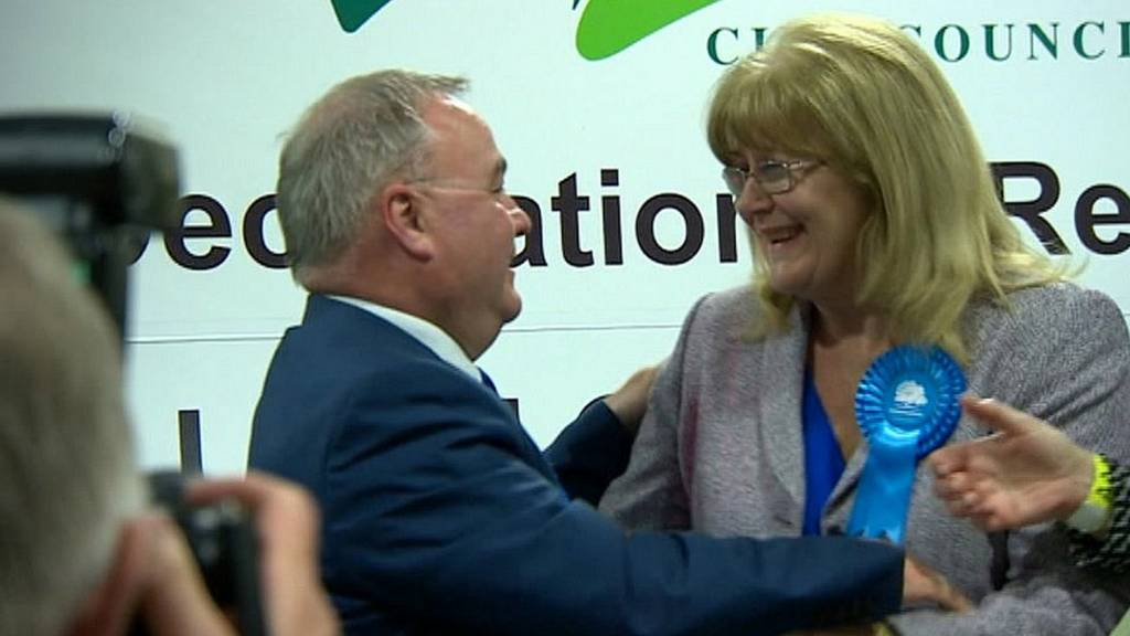 Tory win at Peterborough City Council