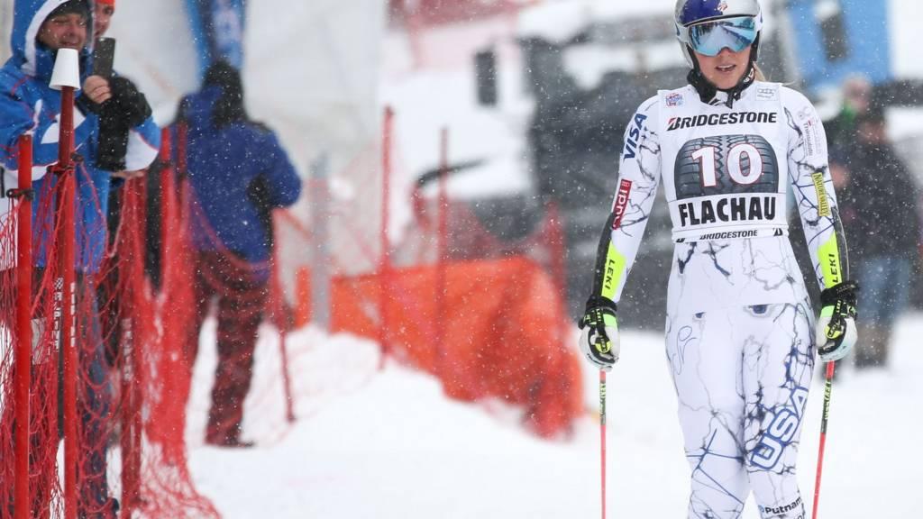 American skier Lindsey Vonn