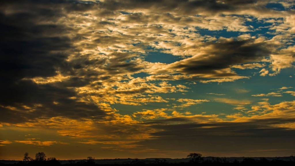 Clouds Over Leicestershire