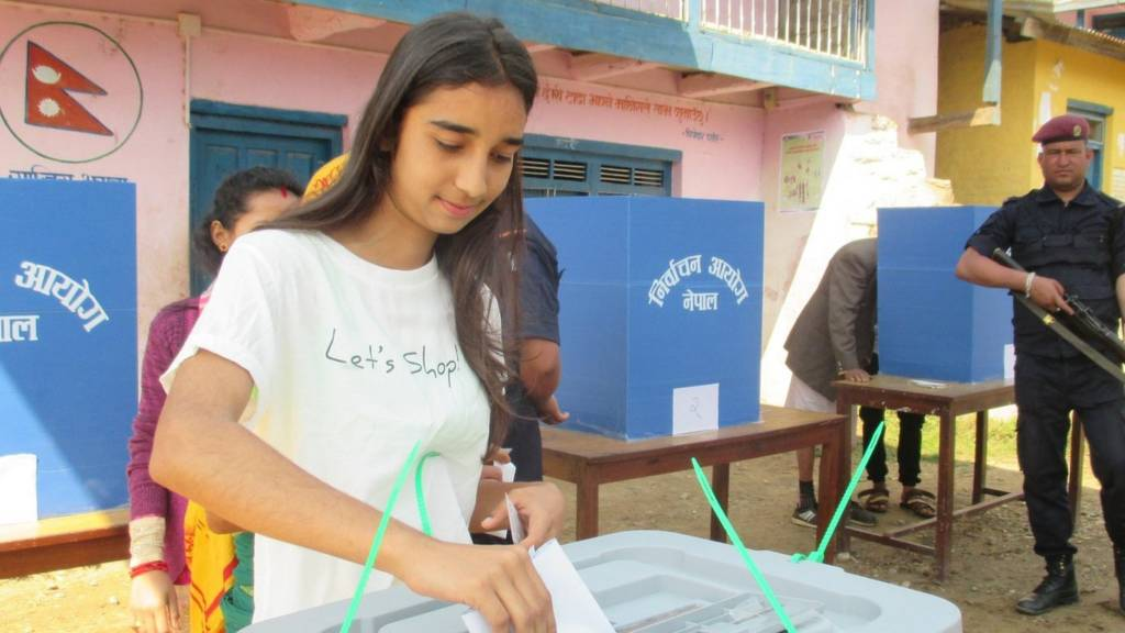 स्थानीय निर्वाचन
