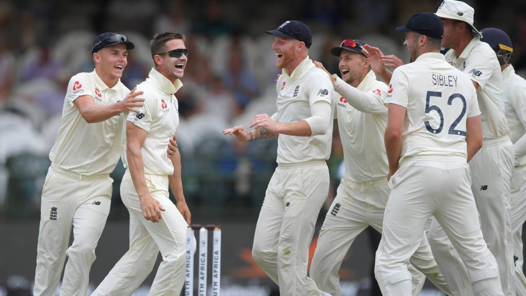 South Africa V England Latest Second Test Cape Town Day Four Live Bbc Sport