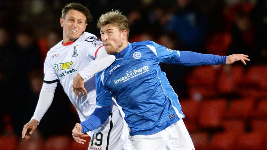 Danny Williams and David Wotherspoon