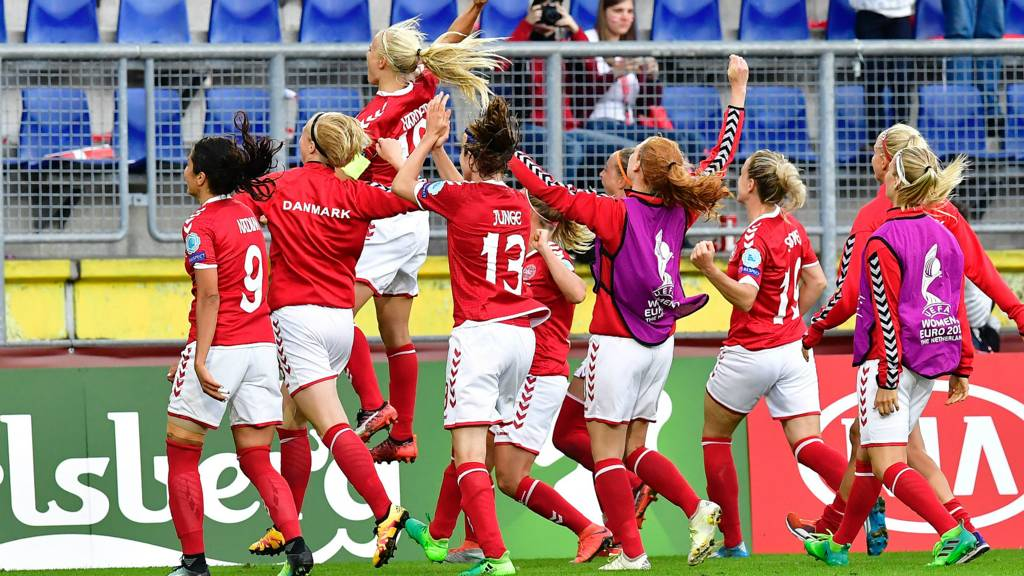 Denmark reach Euro 2017 final after penalty shootout win over Austria