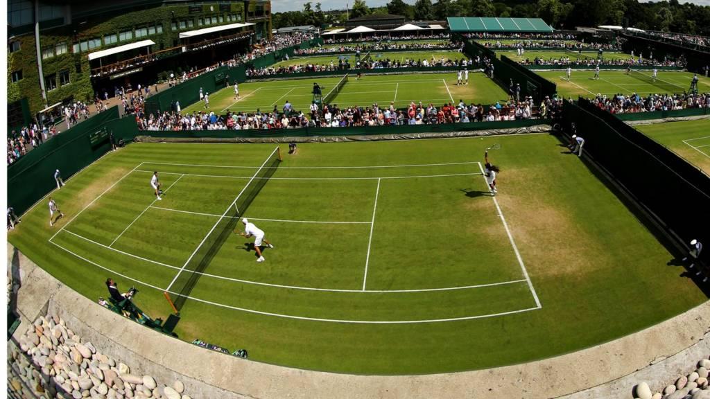 Wimbledon - Court 11
