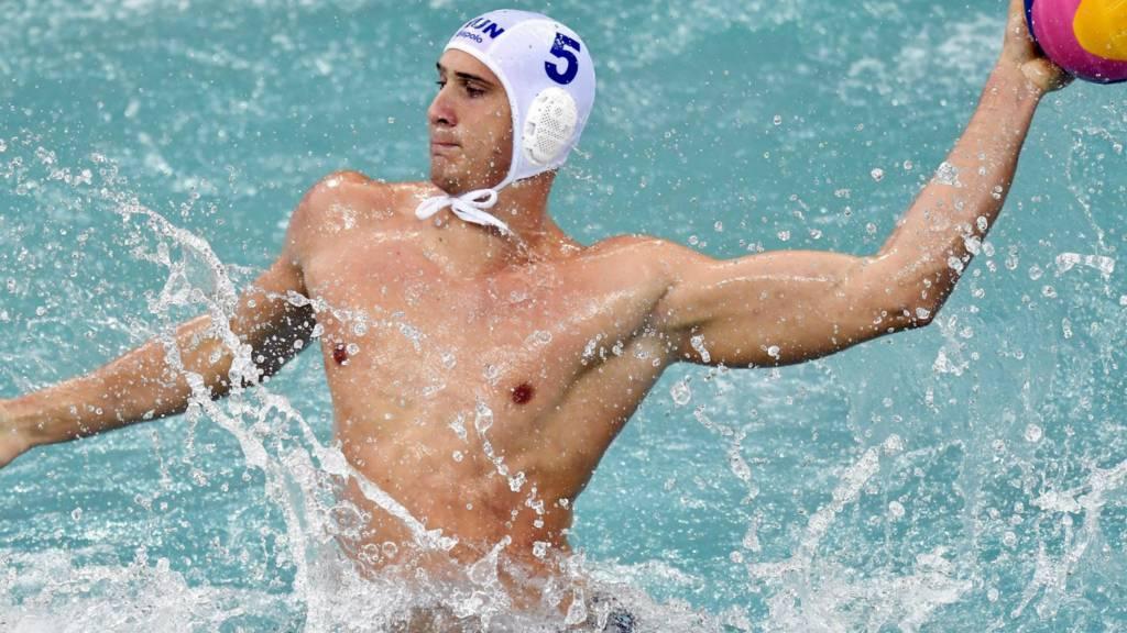 Hungary men's water polo