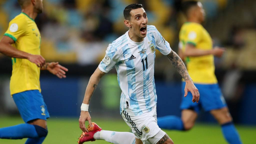 Copa America LIVE: Watch Argentina v Brazil in final plus score updates -  Live - BBC Sport