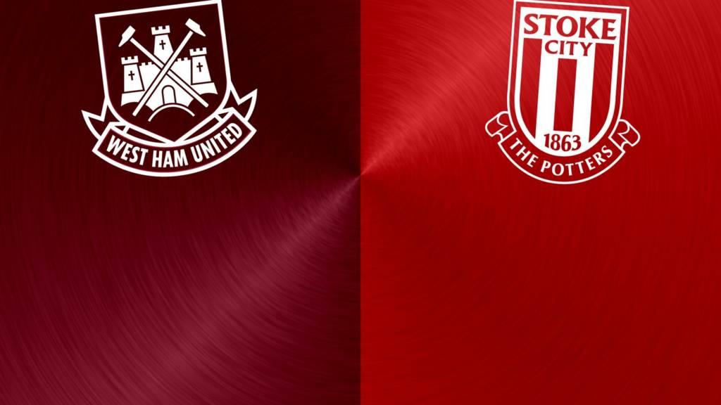 West Ham v Stoke