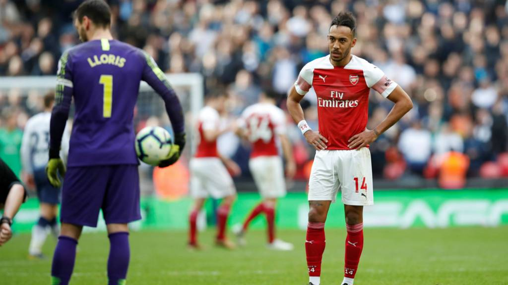 41eec136e Tottenham Hotspur v Arsenal live in the Premier League - Live - BBC ...