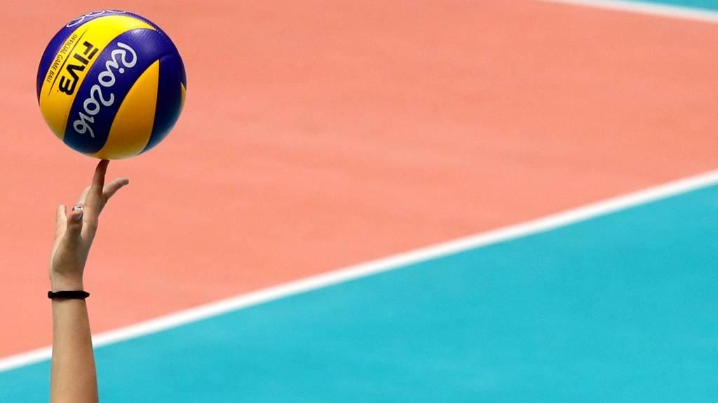 Rio 2016 volleyball