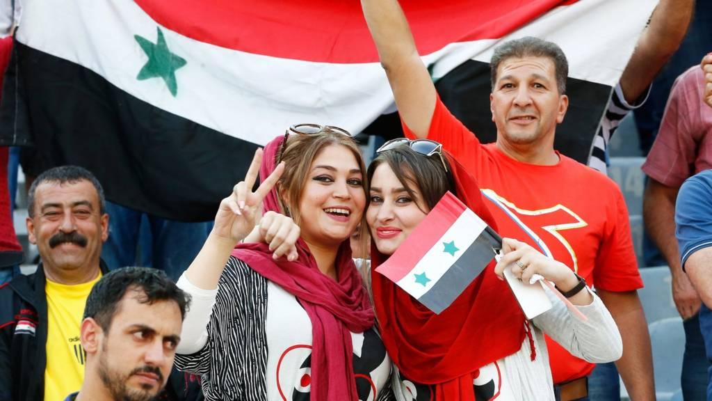 هواداران سوریه در ایران