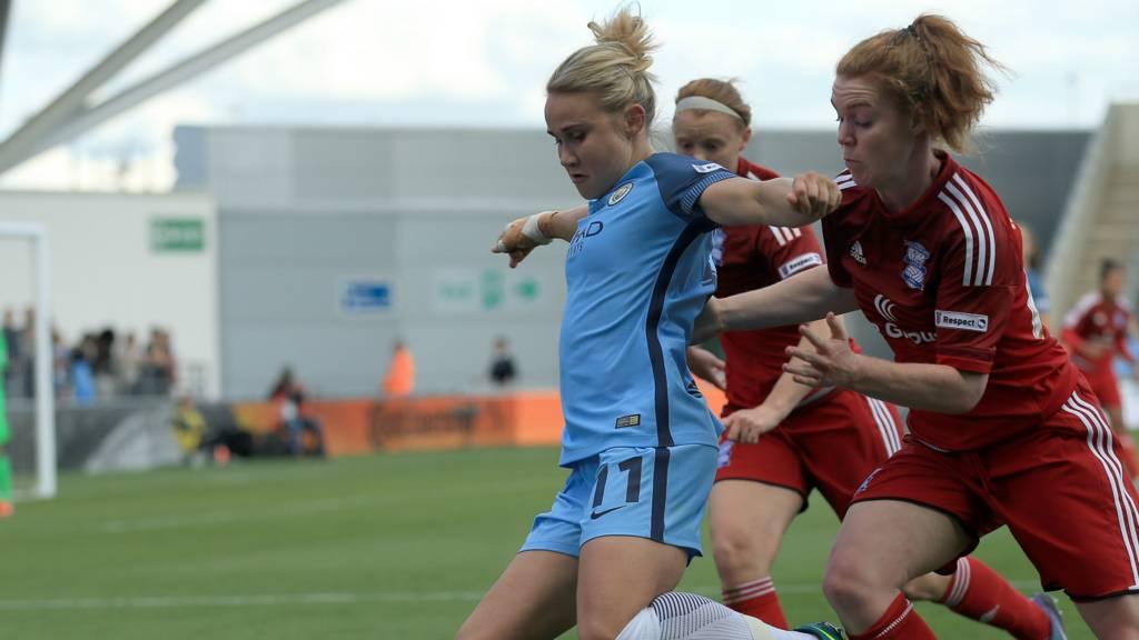 Continental Cup final: Man City Women v Birmingham City