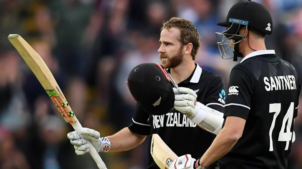 New Zealand v South Africa in ICC Cricket World Cup - in