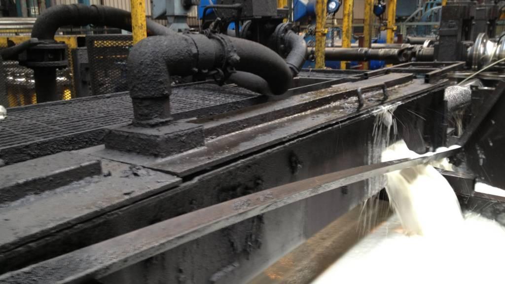 Tata Steel in Corby