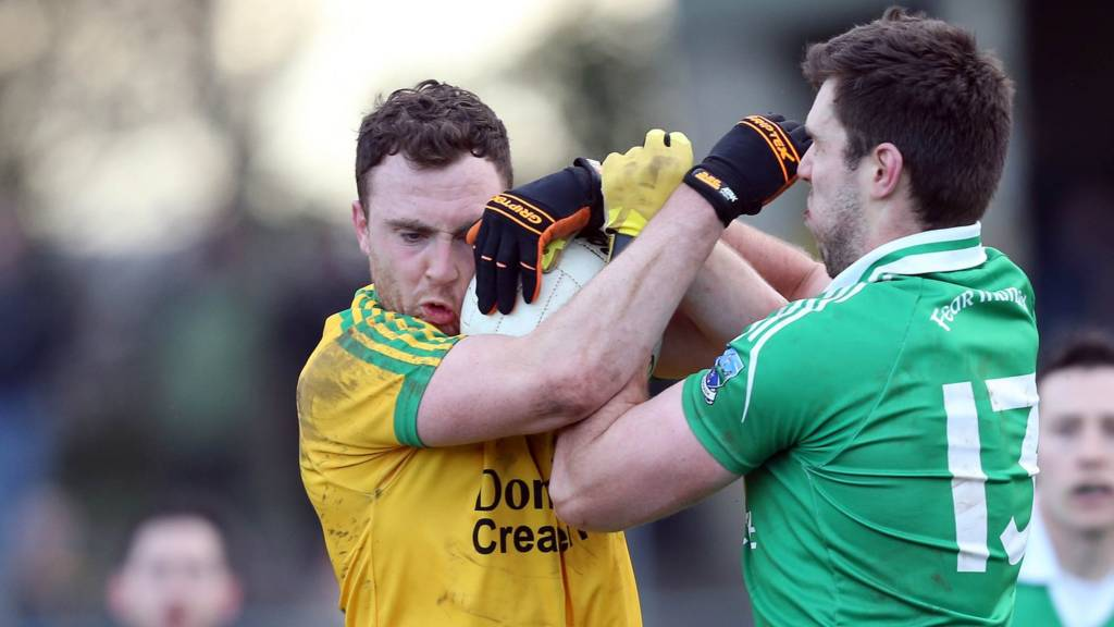 Action from Donegal against Fermanagh