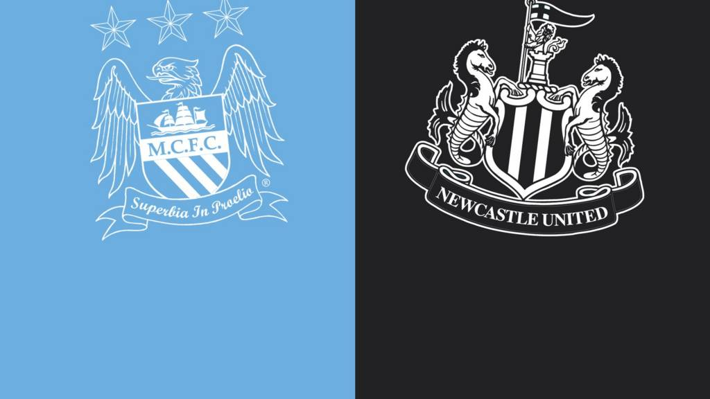 man city vs newcastle live