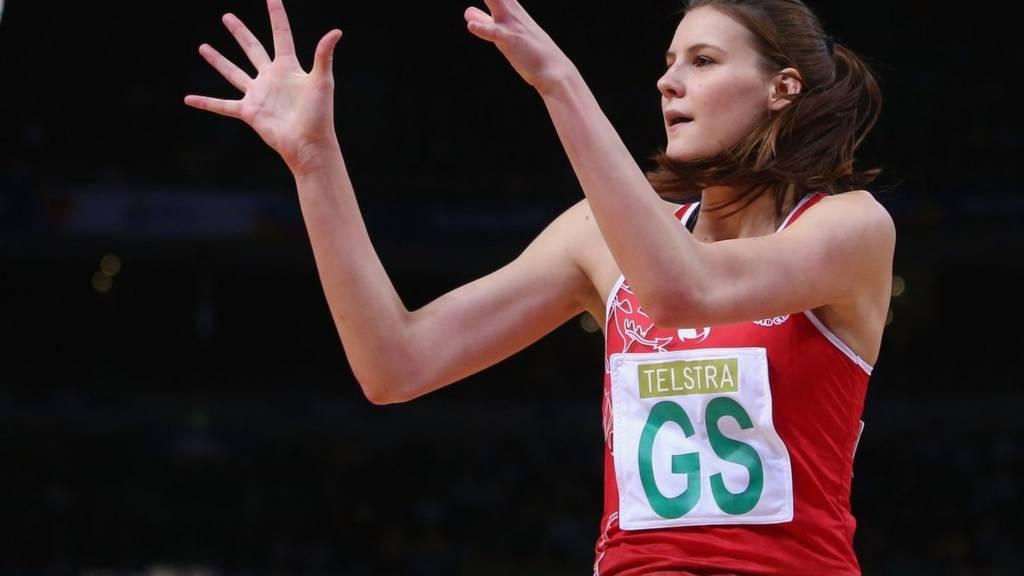 Wales' Georgia Rowe