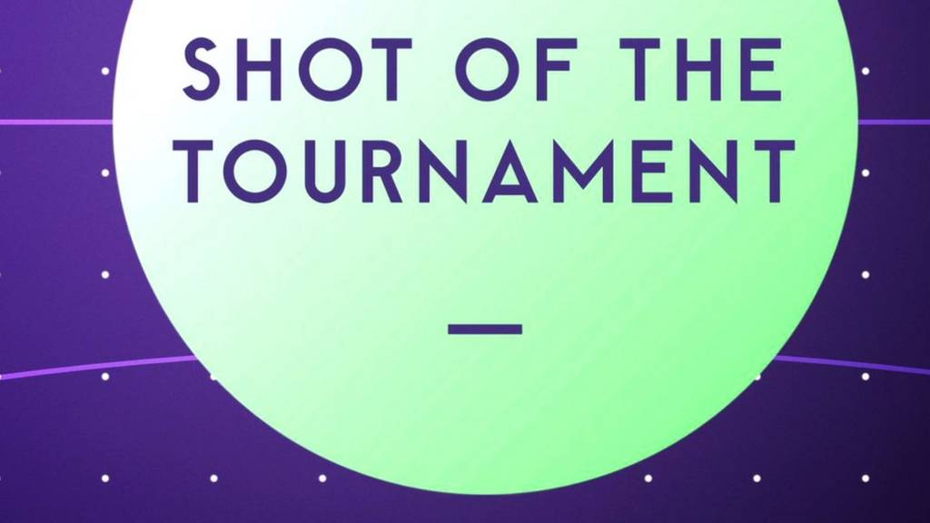 Shot of the Tournament
