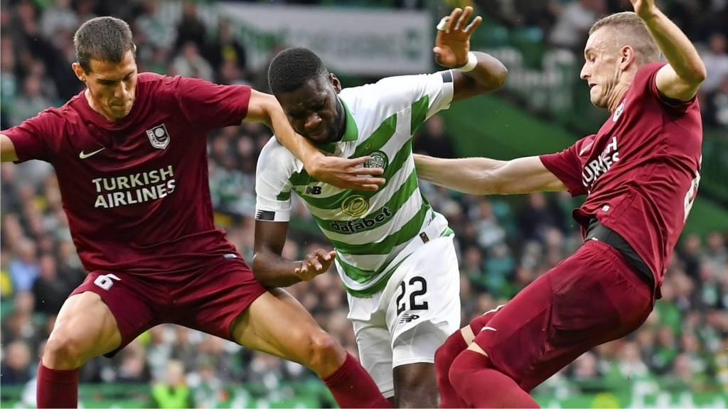 Celtic v FK Sarajevo