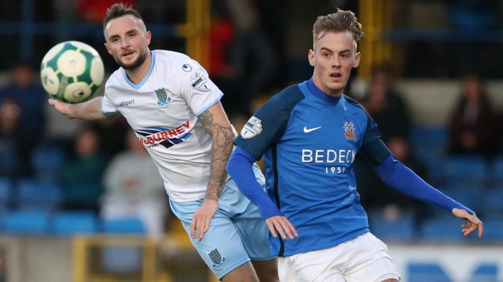 As it happened: Ballymena United v Glenavon - Live - BBC Sport
